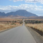 Plateaux d'Ihorombe vers le sud
